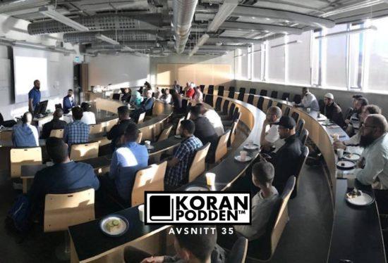 35. 90 minuter Koranen i Malmö universitet